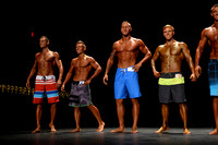 Men Physique Debut